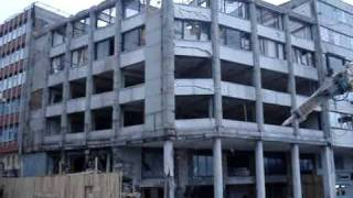 MTKA DEMOLITION - ZIRAAT BANK - 2.400m2, 6 floors, 6 days