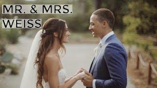 OFFICIAL WEDDING VIDEO    DIMITRA & JORDAN    DESCANSO GARDENS