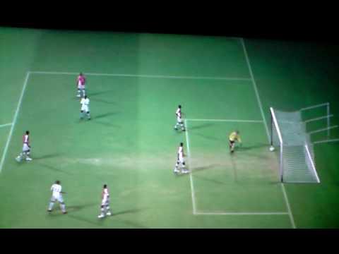 Joseph Yobo strike from just inside opposition half!
