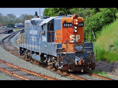 All aboard! Come along for this look at diesel-electric locomotives in the western United States! Continuing with this next installment in my Trains Galore v...