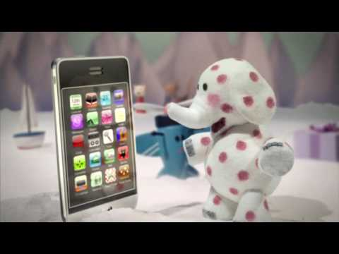 Verizon Wireless commercial against AT&T: Misfit Toys