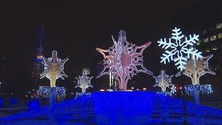 札幌彩る78万の光