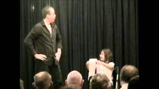 Magic Show Footage From 2007 - Eddy Ray