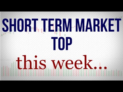 Episode #628 Share prices scheduled for a short term decline this week in S&P500 Index.