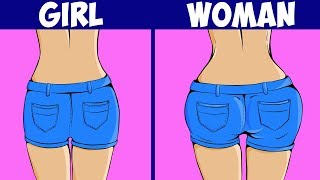 10 REAL FACTS YOU DIDN'T KNOW ABOUT WOMEN