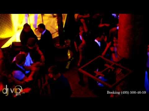 DJ Freak (Антон Киба) - перформанс DJ-шоу в ночном клубе XXL