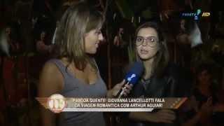 TV Fama: Gi Lancellotti vira fera ao ser acusada de roubo