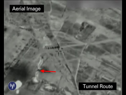 Exclusive: Inside a Hamas Tunnel Leading to Israel