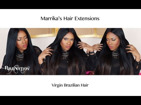 Could This Be The Most Beautiful Hair In The World? (review Plus Prince Song Remix ;p) video