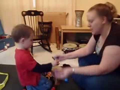 Music Therapy Using Rhythm to Cue Speech