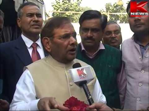 JDU Chief Sharad Yadav on Narendra Modi Government