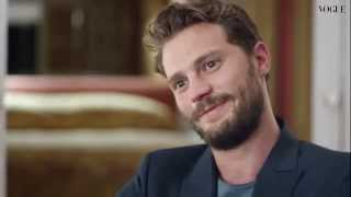 Jamie Dornan - HOGAN S/S 2014 BTS & Interview