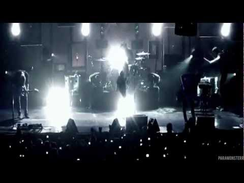 Paramore - Brand New Eyes Tour Intro (STUDIO VERSION + LIVE VOCALS MASHUP) [HD]