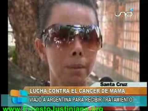 Carla Moron viajó a Buenos Aires para luchar contra el cáncer de mama  VIVA BOLIVIA