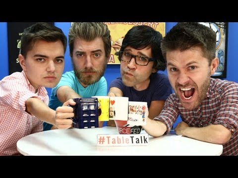 Snap Your Fingers at a Ghost and Have Some Deep Fried Dodo on #TableTalk!