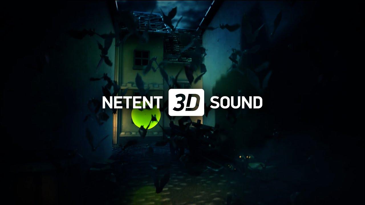 3D звук в слотах от NETENT