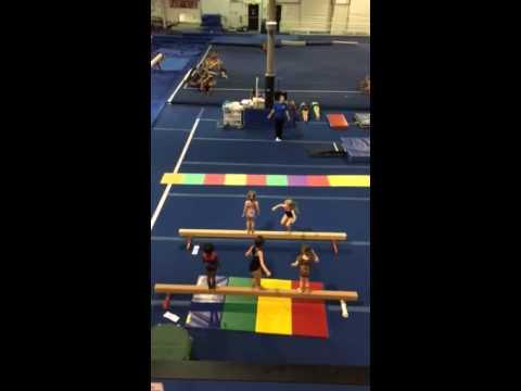 Macy gymnastics 2