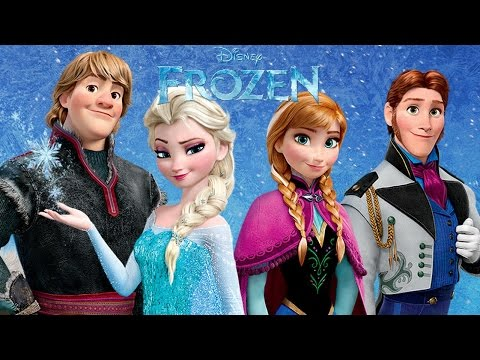 Disney Frozen Game Double Trouble Entire Gameplay Episode 2014 Online