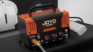 Joyo BantamP - First Look at NAMM 2016