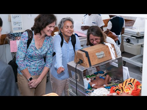 Rice 360º Institute for Global Health's innovation saves babies in Malawi