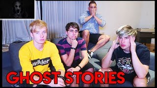 Untold Ghost Experiences We've Had.. (scary)