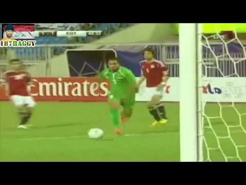 Iraq vs Egypt Arab Nations Cup 2012