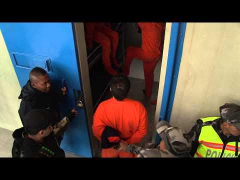 Traslado de personas privadas de la libertad al nuevo Centro de Rehabilitación Social Cotopaxi