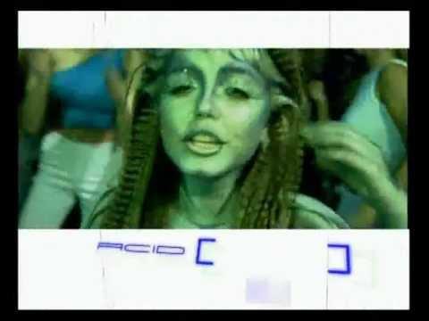 Оксана Почепа (Акула)  - Кислотный DJ