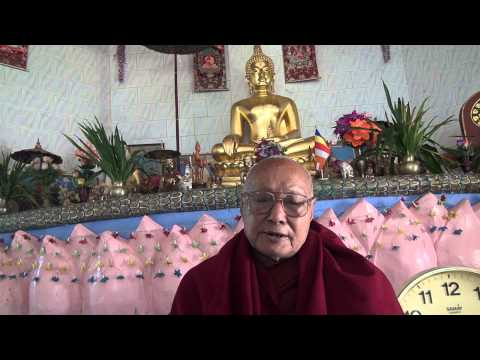 BUDDHA VANDANA (Ratna Sutta)