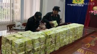 Công an Nghệ an bắt giữ 23 bao tải ma túy đá có giá trị vài trăm tỷ đồng