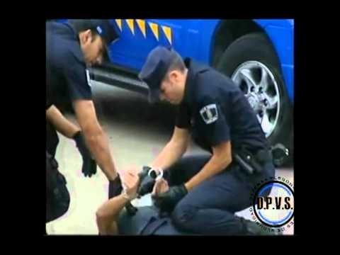 Curso de Defensa Personal Especializada en Vigilantes de Seguridad