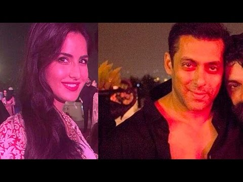 Oops! Salman Khan Embarrasses Katrina Kaif At Arpita Khan's Wedding