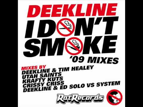 Deekline - I Don't Smoke (Original Mix) - YouTube