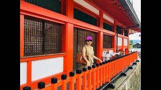 DU LỊCH NHẬT BẢN THÁNG 9/2018 - KILALA SÔNG HÀN TOURIST ( NAGOYA,TOTTORI,KOBE,OSAKA,KYOTO )
