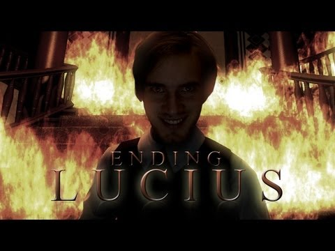 YOU WILL ALL BURN! - Lucius: Playthrough - Part 8 - Ending (Final)
