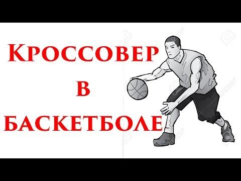 Кроссовер в баскетболе