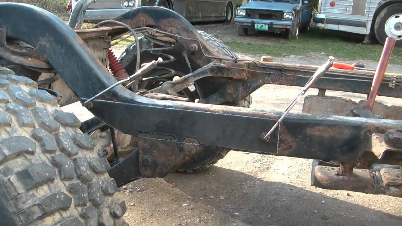 Tj Jeep Project V8 Swap 6 Frame Repair Youtube