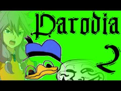 Parodia 2 | Inazuma Eleven Go Chrono Stone video