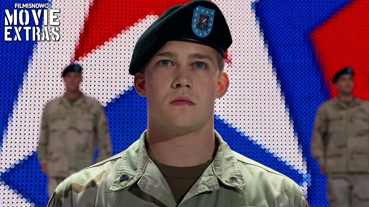Billy Lynn's Long Halftime Walk 'American Heroes' Featurette (2016)