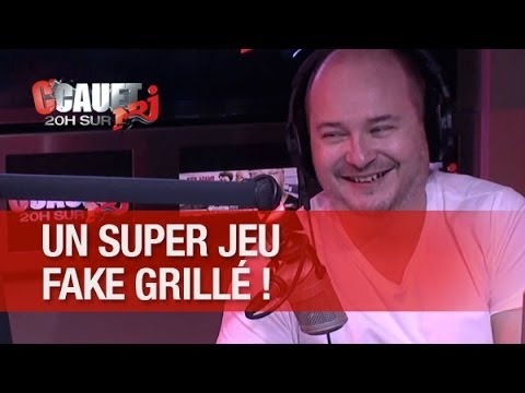 La Machine Anti-fake A Encore Frappé Au Super Jeu ! - C'cauet Sur Nrj video