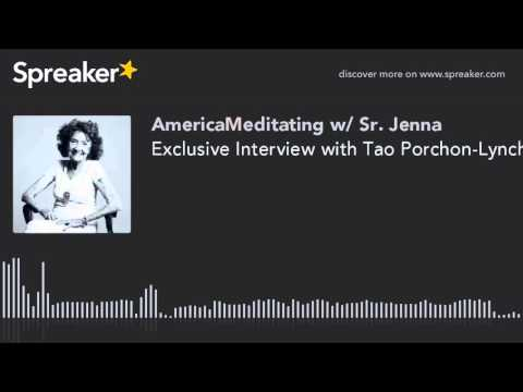 Exclusive Interview with Tao Porchon-Lynch on America Meditating Radio