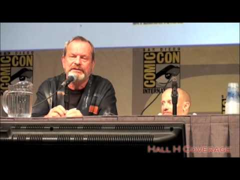Comic Con 2009: Part 2 - Terry Gilliam's The Imaginarium of Doctor Parnassus