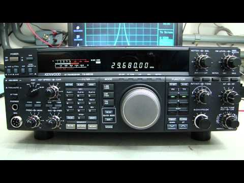 KENWOOD TS-850S/AT TEST - PY2YVO