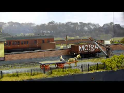 Rolleston model railway klip izle