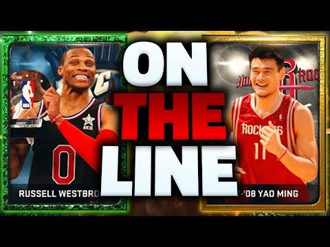 NBA 2K15 YAO MING + EMERALD WESTBROOK ON THE LINE!