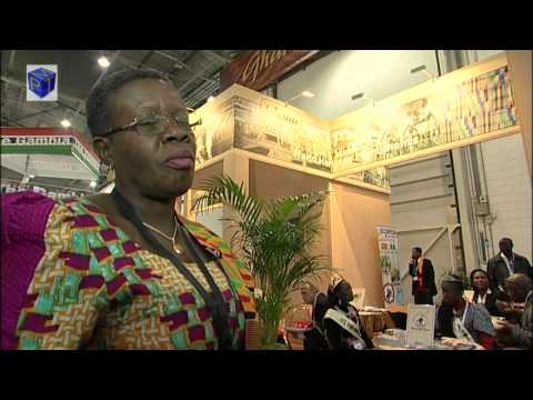 Ghana at The World Travel market London ExposureTV