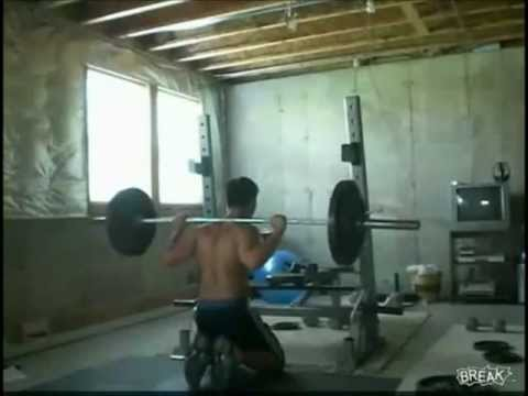 Gym Fails Compilation 2010/2011