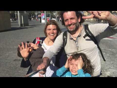 Wild & Free in Barcelona - Kello wird vom Alien gefressen! Kanaren Tour # 4