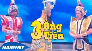 Video clip Tiểu Phẩm Hài 3 Ông Tiên (Chí Tài, Hứa Minh Đạt, Nhật Cường) - LiveShow Nàng Tiên Ngổ Ngáo