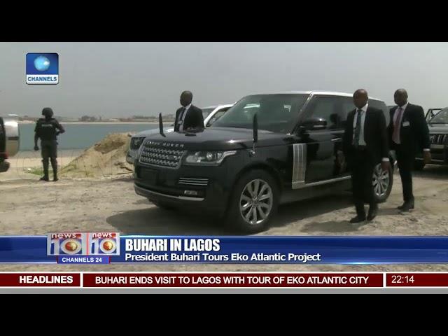 projet eko atlantic lagos